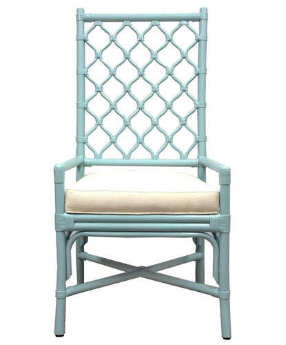 Ambrose Arm Chair in Five Colors