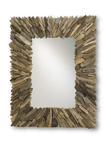 Beachhead Rectangle Mirror