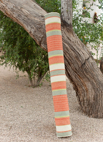 Autumn Stripe Cotton Rug