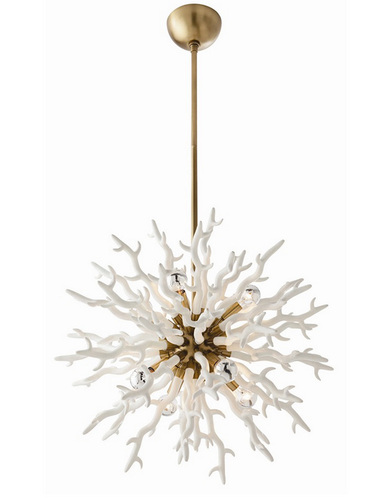 Diallo Small 8-Light Chandelier