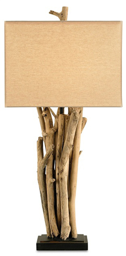 Driftwood Tall Table Lamp