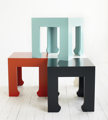Shanghai Loft Bunching Table - Solid