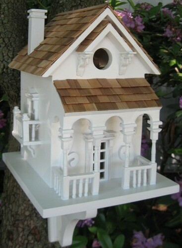 The Honeymoon Cottage Bird Feeder
