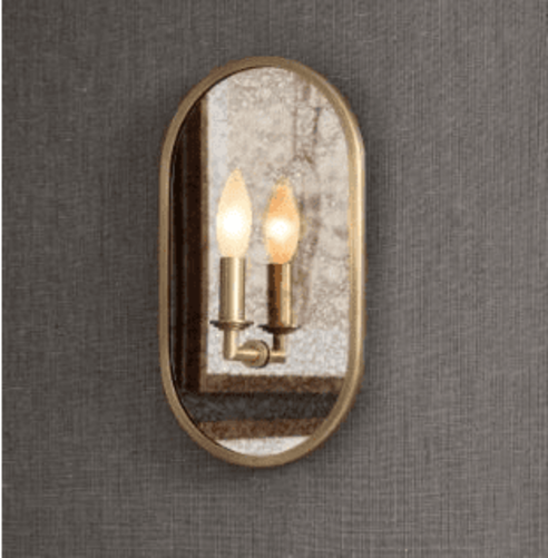 Boston Sconce in Three Colors