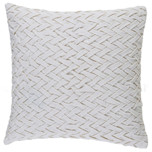 Facade Pillow in Five Colors