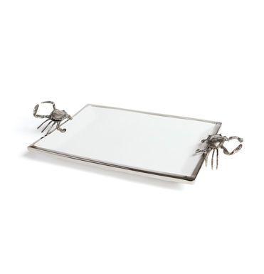High Tide Ceramic Platter