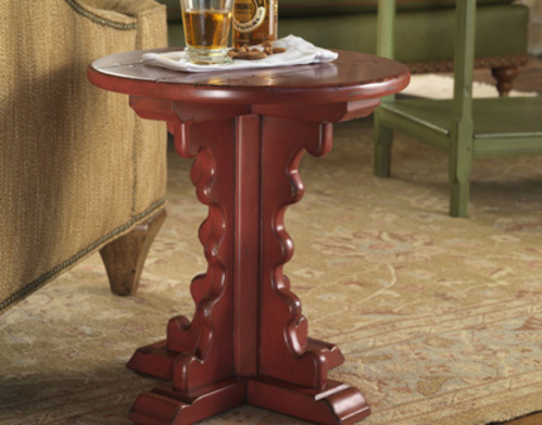 Jackson Hole End Table in Two Sizes