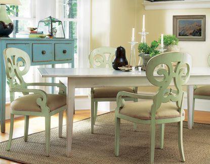 Nantucket Farmhouse Dining Table