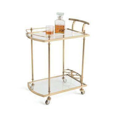 Shurlock Bar Cart