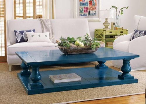 Catskill Coffee Table in Two Sizes