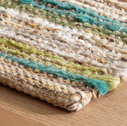 Francisco Woven Cotton Rug