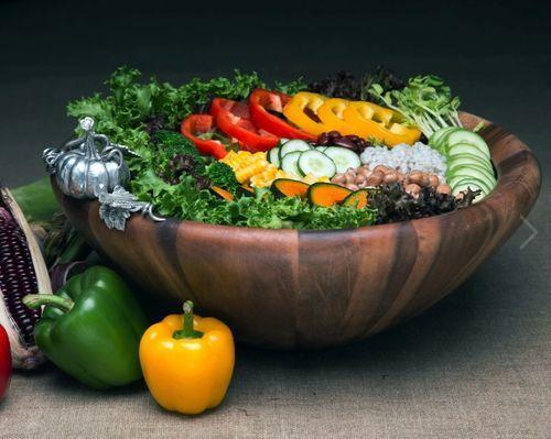 Harvest Salad Bowl - Large *Backorder