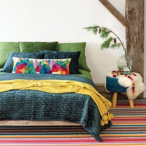 Moderno Multi Woven Wool Rug *NEW