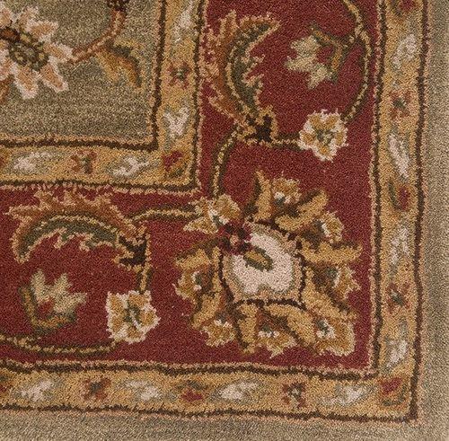 Mythos Mahogany Hand Tufted Rug