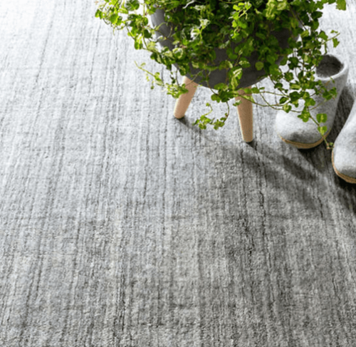 Nordic Grey Loom Knotted Rug<font color=a8bb35> 20% off</font>