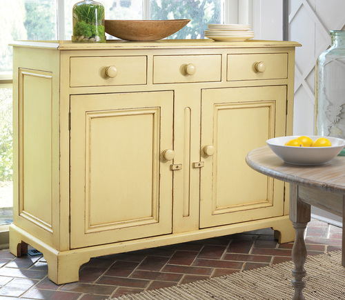 Pawley's Island Cupboard with Rack Option