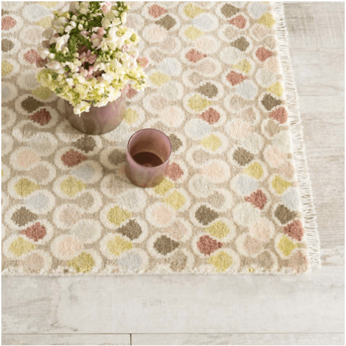 Porter Pastel Hand Knotted Wool Rug