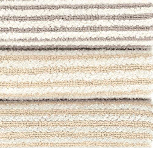 Shear Stripe Ocean Woven Rug