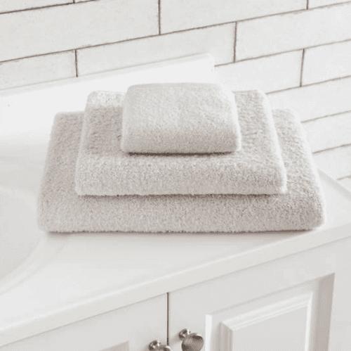 Signature Towel - Dove Grey