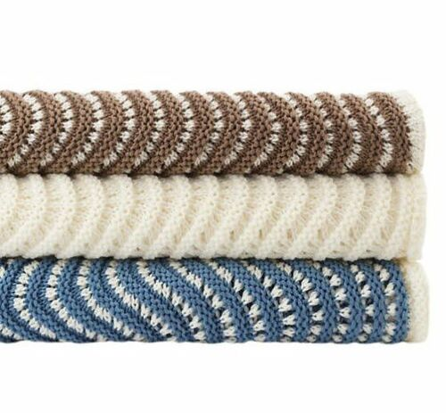 Swell Knit Throw Denim<font color=a8bb35> NEW</font>