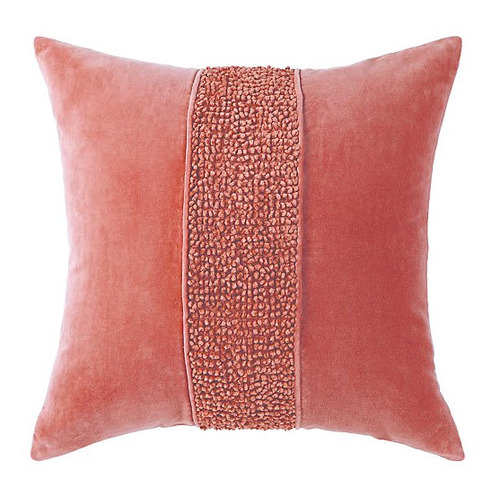 Topaz Pillow - Red