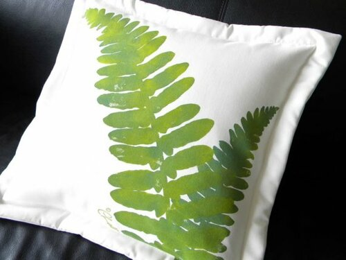 Uber-Fern Pillow