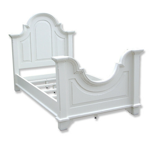 Chesapeake Arched Bed or Headboard