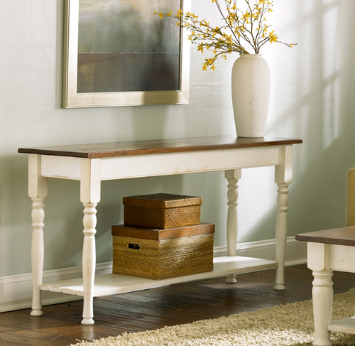 Cottage Sofa Table in Three Sizes