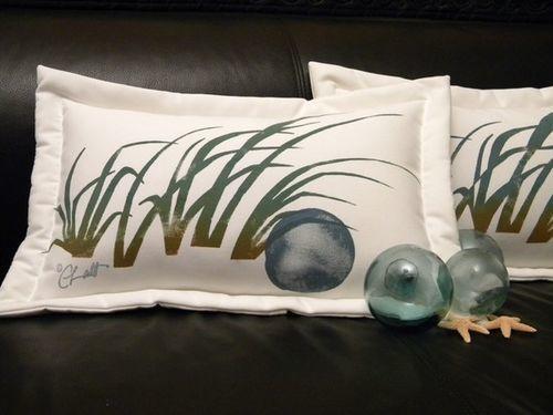 Glass Float Pillow