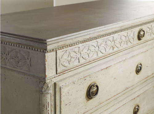 Large Gustavian Commode