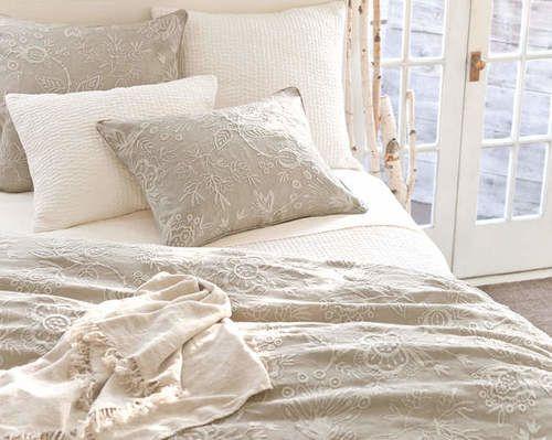 Manor House Linen Duvet Cover