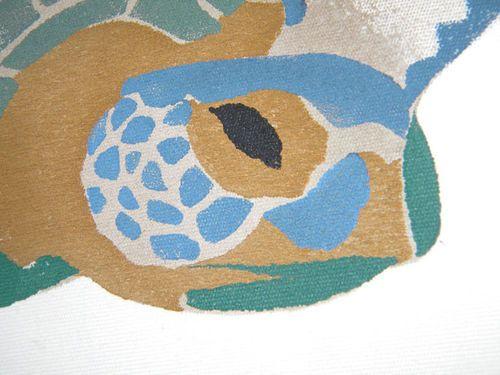Sea Turtle Lumbar Outdoor Pillow