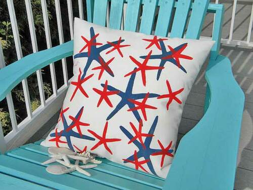 Stars Are Ours Outdoor Pillow