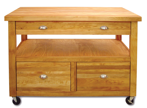 The Mackinaw Kitchen Island