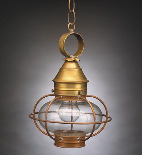 9 Onion Hanging Light Fixture