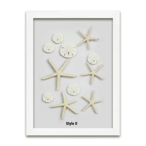 Starfish and Sand Dollars Mini Series Wall Art