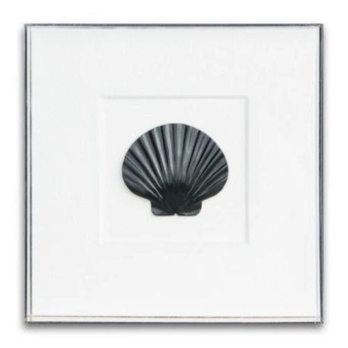Acrylic Boxes Shell Beach Wall Art