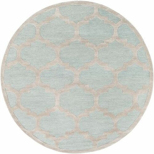 Arise Mint Hand Tufted Rug