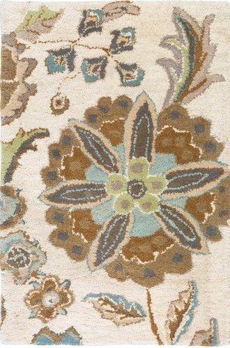 Athena Aqua Hand Tufted Rug