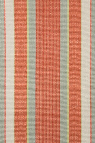 Autumn Stripe Cotton Rug
