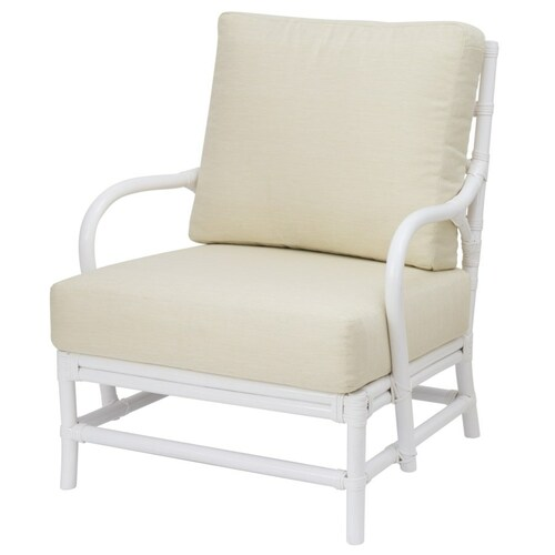 Ava Lounge Chair in Two Colors