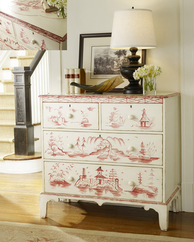Avon Large Decorated Chest