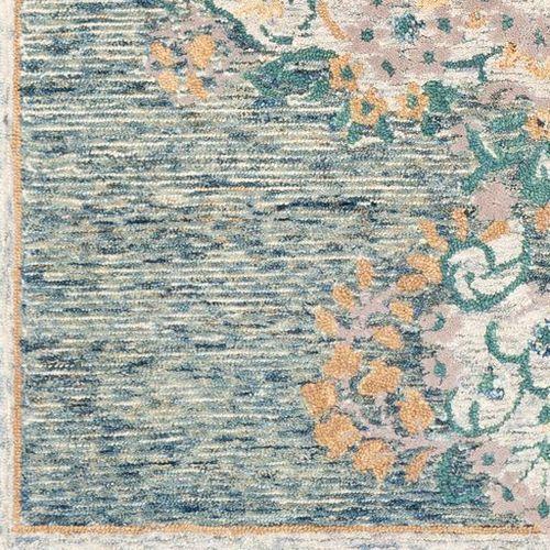 Avon Sage Hand Tufted Rug