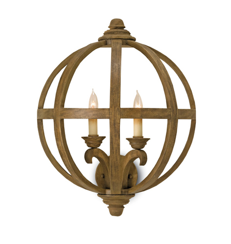 Axel Wall Sconce <font color=a8bb35> Sold Out</font>