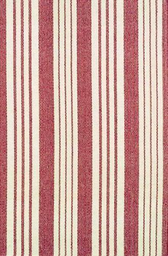 Birmingham Red Cotton Rug