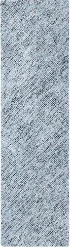 Blue Heather Hand Tufted Rug