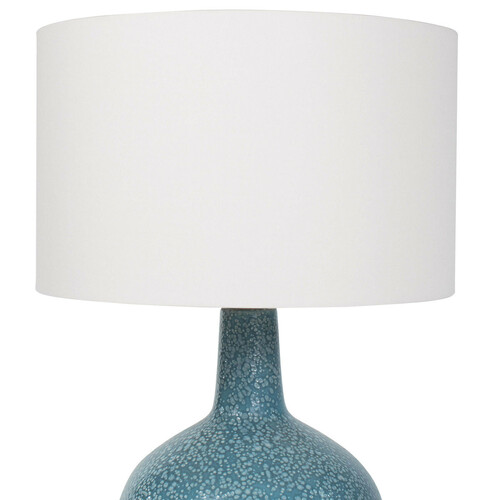 Blue Moon II Ceramic Table Lamp