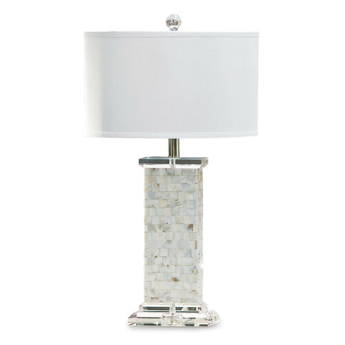 Brook Mother of Pearl Table Lamp