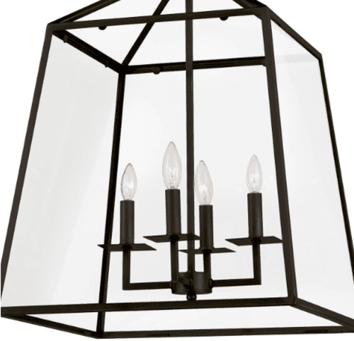 Cachet Lantern in Two Colors