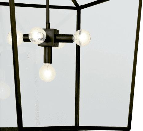 Camden Lantern in Three Colors
